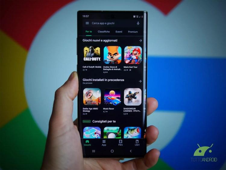 Ecco i giochi di tendenza in offerta sul Play Store per il Black Friday