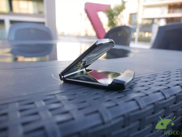 Morotola RAZR e Samsung Galaxy A51 disponibili all
