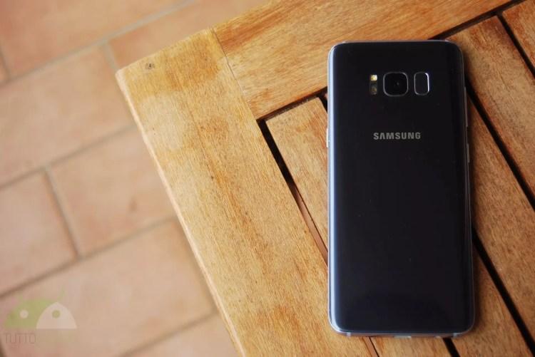 Alcuni Samsung Galaxy S8 e Note 8 hanno un problema con il GPS