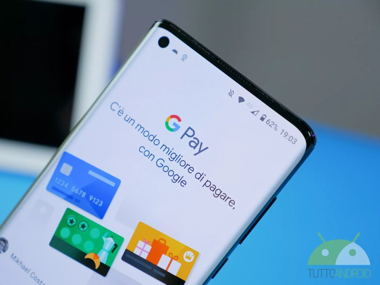 Google Pay cambia aspetto: in roll out la nuova grafica su Android
