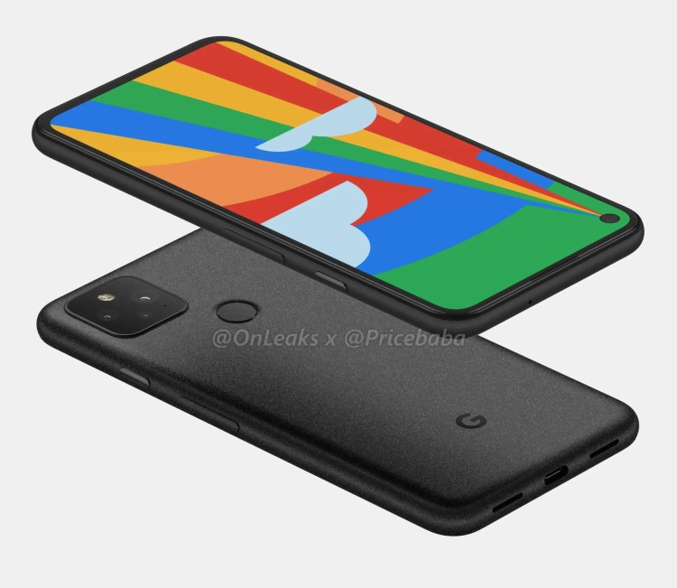 Svelata quasi tutta la scheda tecnica del Google Pixel 5
