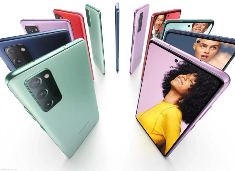 Samsung Galaxy S20 Fan Edition è ufficiale in Italia: Snapdragon e prezzo bilanciato