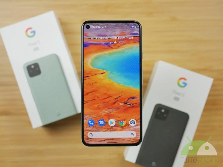 Google rilascia le patch di sicurezza di maggio per i Pixel: novità e download