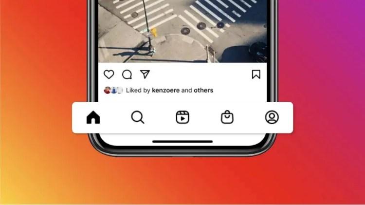 Instagram annuncia un nuovo look per la grafica dell'applicazione