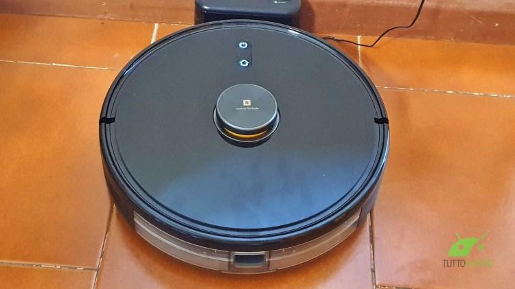 Recensione realme TechLife Robot Vacuum, il primo robot aspirapolvere del brand emergente
