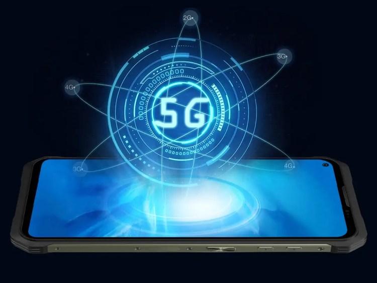 DOOGEE V10 è il primo rugged phone 5G del brand cinese