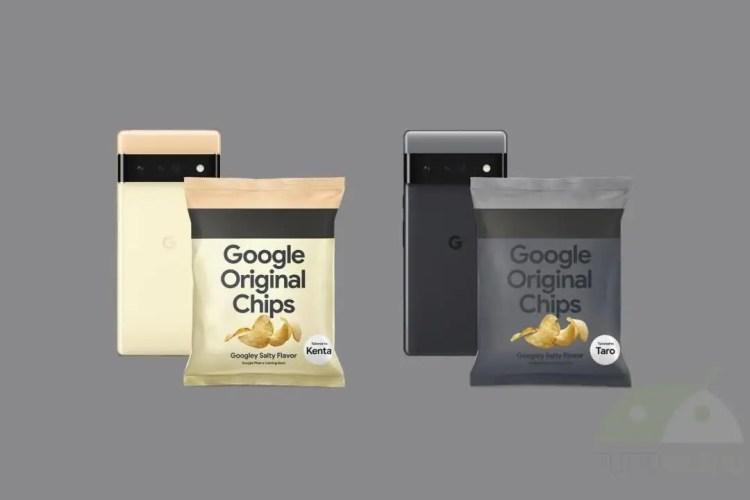 Nuovo teaser dei Google Pixel 6 tutto da gustare: ecco le Google Original Chips