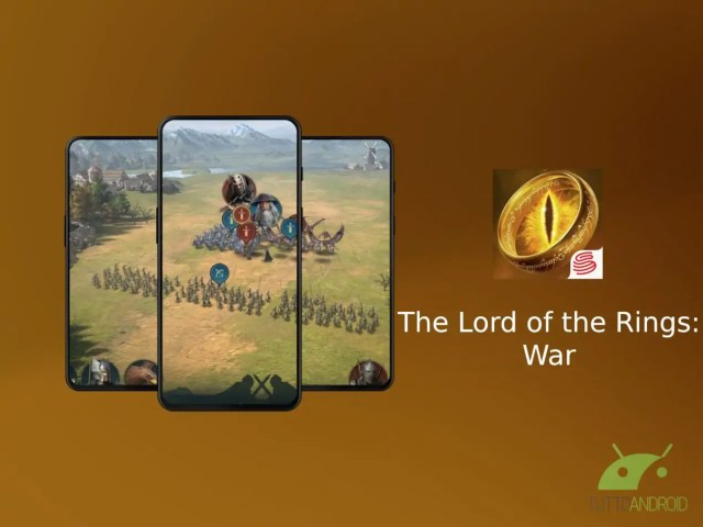 The Lord of the Rings War