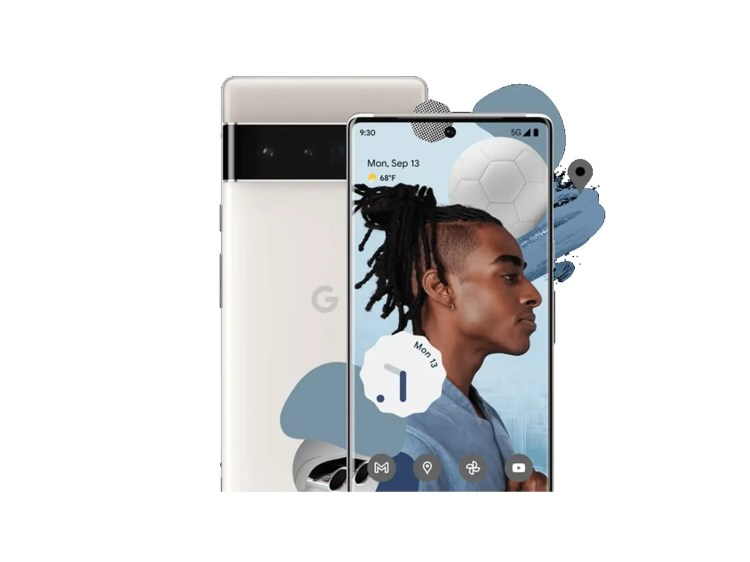 Pixel 6 Pro dovrebbe avere un display Samsung all'avanguardia