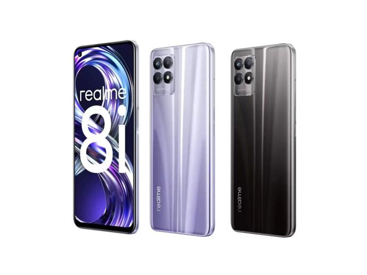 Realme cala il tris: ecco Realme 8i, Realme 8s 5G e Realme Pad