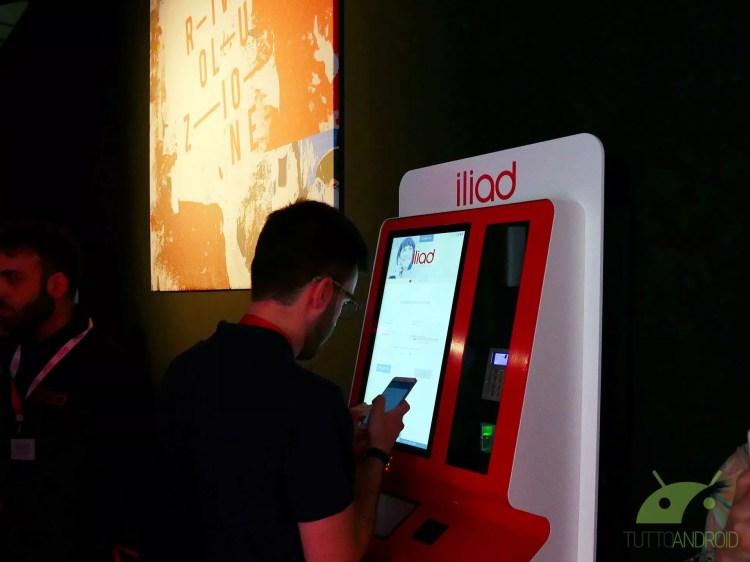 Iliad installa 16 nuove simbox in Italia in varie regioni