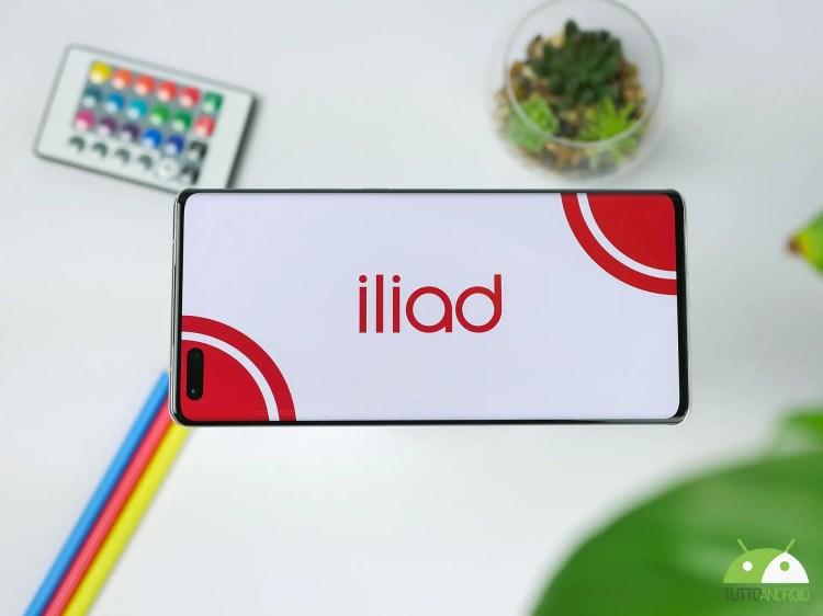 Ecco la situazione della rete mobile Iliad a metà 2021