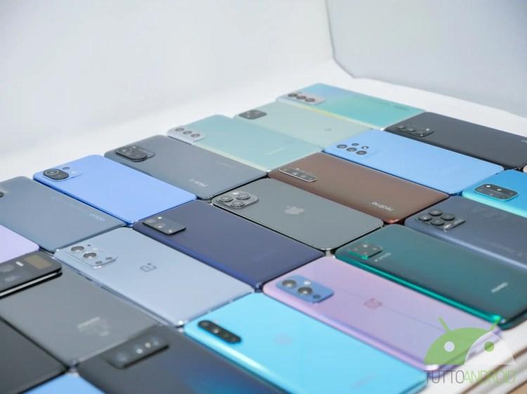 Ci sono nuovi aggiornamenti per tutti questi Samsung, Redmi, Xiaomi e OnePlus