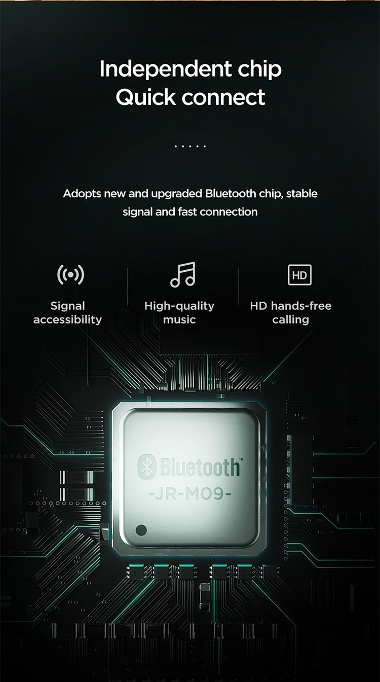 Joyroom JR-M09 Mini Bluetooth Portable Speaker HiFi Stereo