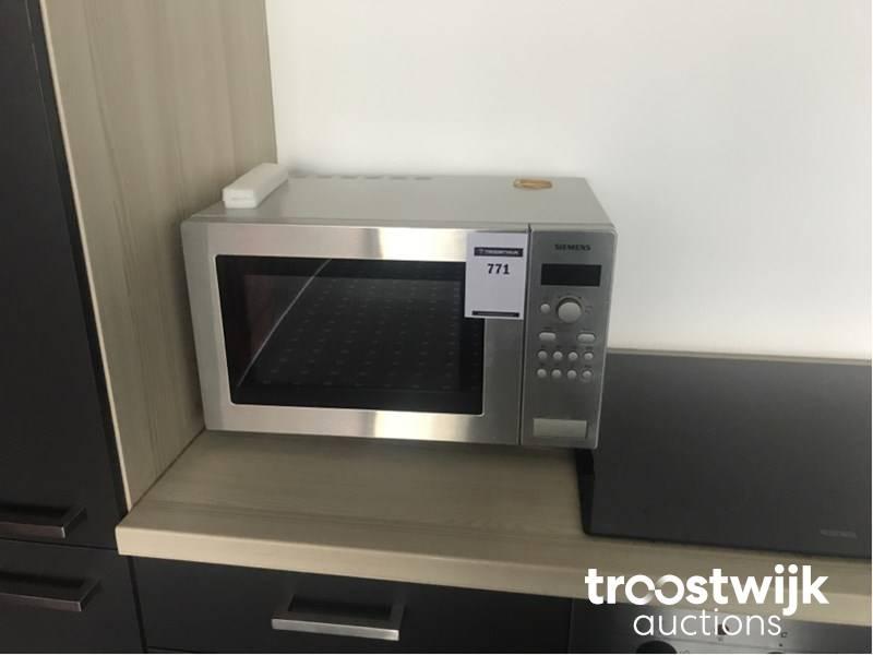 siemens microwave oven troostwijk