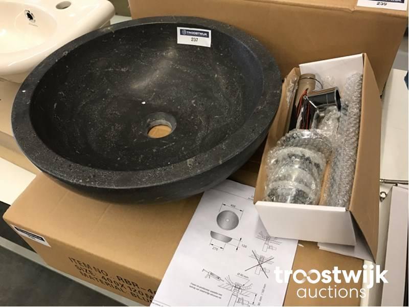 winfactory oeral hard stone sink basin