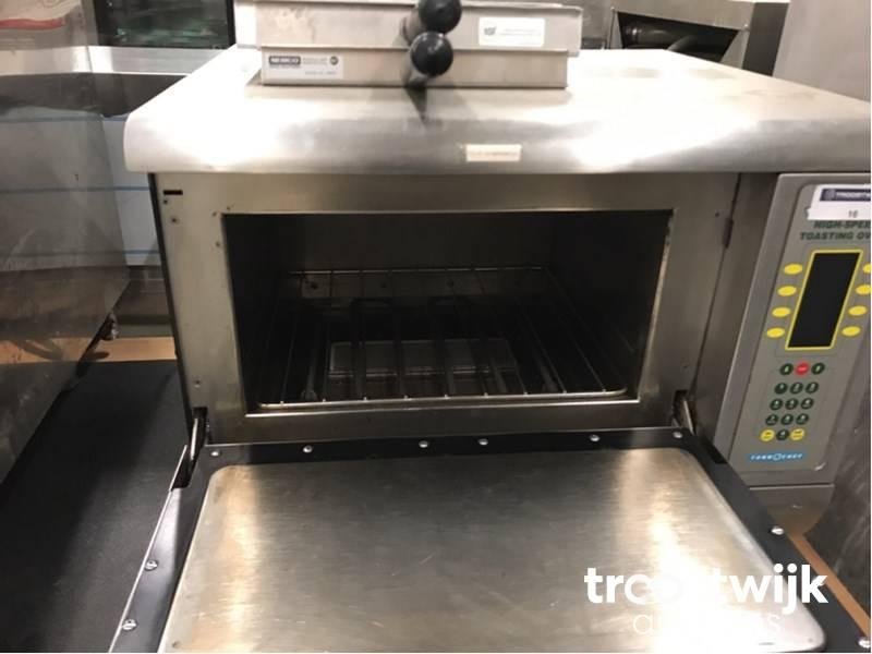 turbochef fw high speed oven troostwijk