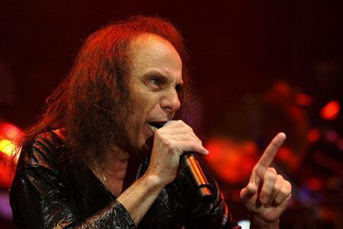 Ronnie James Dio History