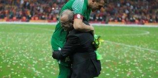 Abdurrahim Albayrak'tan Ali Koç'a teşekkür