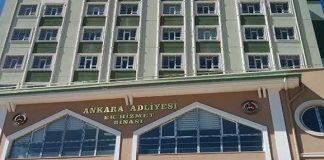 Ankara Adliye'sinde koronavirüs alarmı! İcra katibinde çıktı