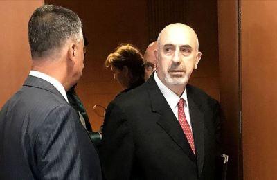 ABD'nin İstanbul Başkonsolosluğu görevlisi Nazmi Mete Cantürk'e FETÖ'den hapis istemi