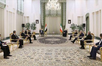 Irak halkı iki ülkenin iç işlerine karışılmaması temelinde İran'la iyi ilişkilerden yana