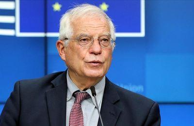 AB Yüksek Temsilcisi Borrell Azerbaycan ve Ermenistan dışişleri bakanlarıyla görüştü