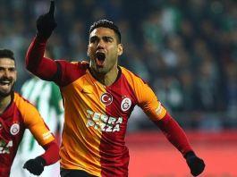 Falcao'nun her golü yaklaşık 4 milyon lira