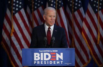 ABD'de Demokratlar başkan adaylığına resmen Joe Biden'ı gösterdi