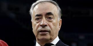 Galatasaray Kulübü Başkanı Cengiz'den Cumhurbaşkanı Erdoğan'a teşekkür