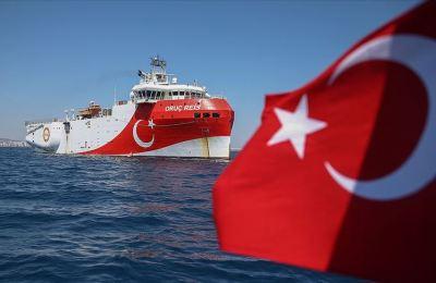 Türkiye'nin Doğu Akdeniz'deki faaliyetlerini kararlılıkla destekliyoruz