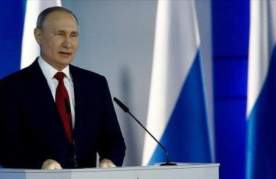 Rusya Devlet Başkanı Putin'in 2019 geliri açıklandı