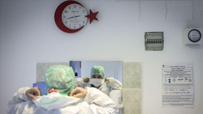 Türkiye'de son 24 saatte 1467 kişiye Kovid-19 tanısı konuldu, 68 kişi hayatını kaybetti
