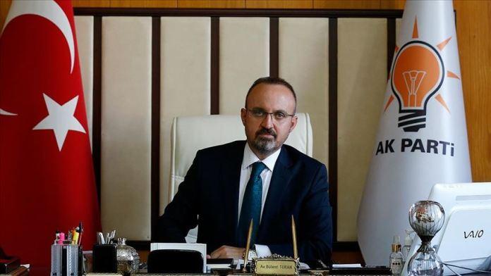 AK Parti Grup Başkanvekili Bülent Turan, yeni yasama yılından beklentilerini anlattı