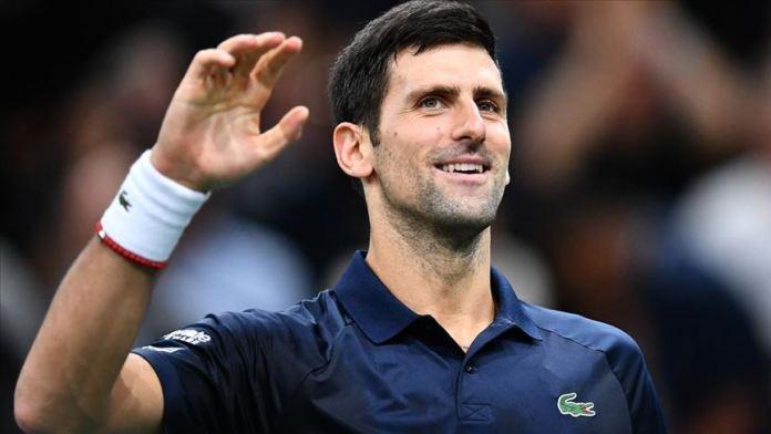 Djokovic, Fransa Açık'ta ikinci tura yükseldi