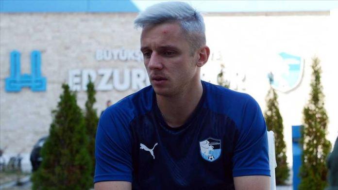 Erzurumsporlu Novikovas: Lige goller atarak ve asist yaparak başlamak mutluluk verici