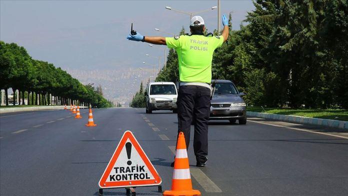 Türkiye genelinde radarla hız denetiminde 24 bin 201 sürücüye ceza