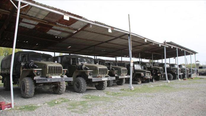 Azerbaycan'ın topraklarını kurtarmak için başlattığı operasyonun 6'ncı gününde yaşananlar