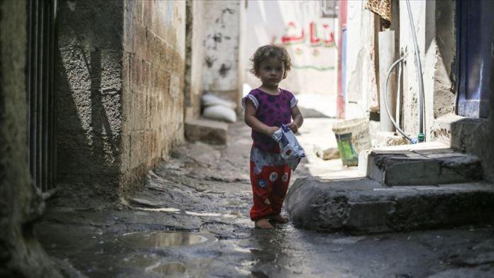 İsrail ablukası altında kriz yaşayan Gazze ekonomisi Kovid-19 nedeniyle felce uğradı