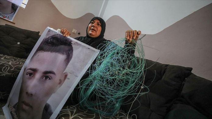 Gazzeli anne, Mısır askerleri tarafından öldürülen çocuklarının acısını yaşıyor