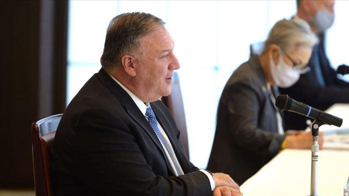ABD Dışişleri Bakanı Pompeo'dan 'Serbest ve Açık İndo-Pasifik' taahhüdü