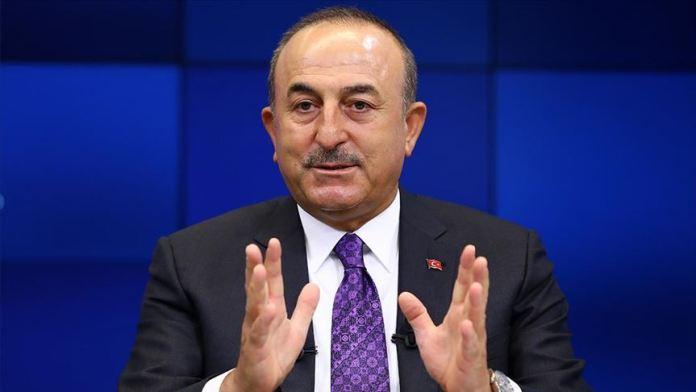 Dışişleri Bakanı Çavuşoğlu: Bölgemizde Türkiye'yi dışarıda bırakacak her girişim başarısızlıkla sonuçlanmaya adaydır