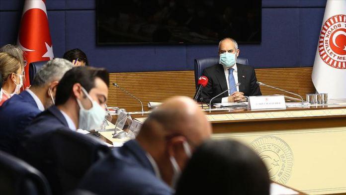 TBMM Dışişleri Komisyonu Başkanı Kılıç: TBMM ve Türkiye Cumhuriyeti Devleti Azerbaycan'ın koşulsuz olarak yanında