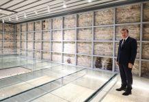 Zeytinburnu'nda bulunan tarihi mozaikler için sempozyum düzenlenecek