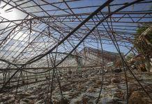 Antalya'da fırtınanın neden olduğu hasarın yaraları sarılmaya çalışılıyor