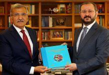 Beykoz Belediye Başkanı Murat Aydın'dan AA'ya ziyaret