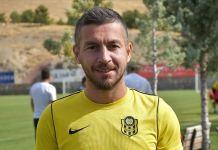 Yeni Malatyaspor'un kaptanı Adem Büyük: Hiçbir zaman mücadeleden yılmadım