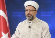 Erbaş: İslam düşmanlığını körükleyen zihniyete karşı uluslararası toplumu mücadeleye davet ediyorum