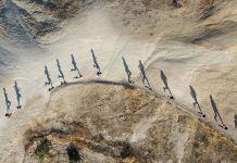 Geleceğin yıldız atletleri yarışlara Kapadokya'nın engebeli arazilerinde hazırlanıyor