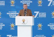 CANLI: Cumhurbaşkanı Erdoğan: Bizim kitabımızda sosyal adalet var